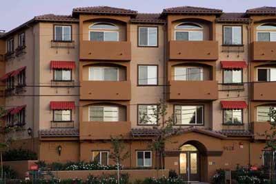 Asturias Senior Apartments  exterior view