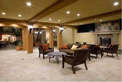 Asturias Senior Apartments interior view